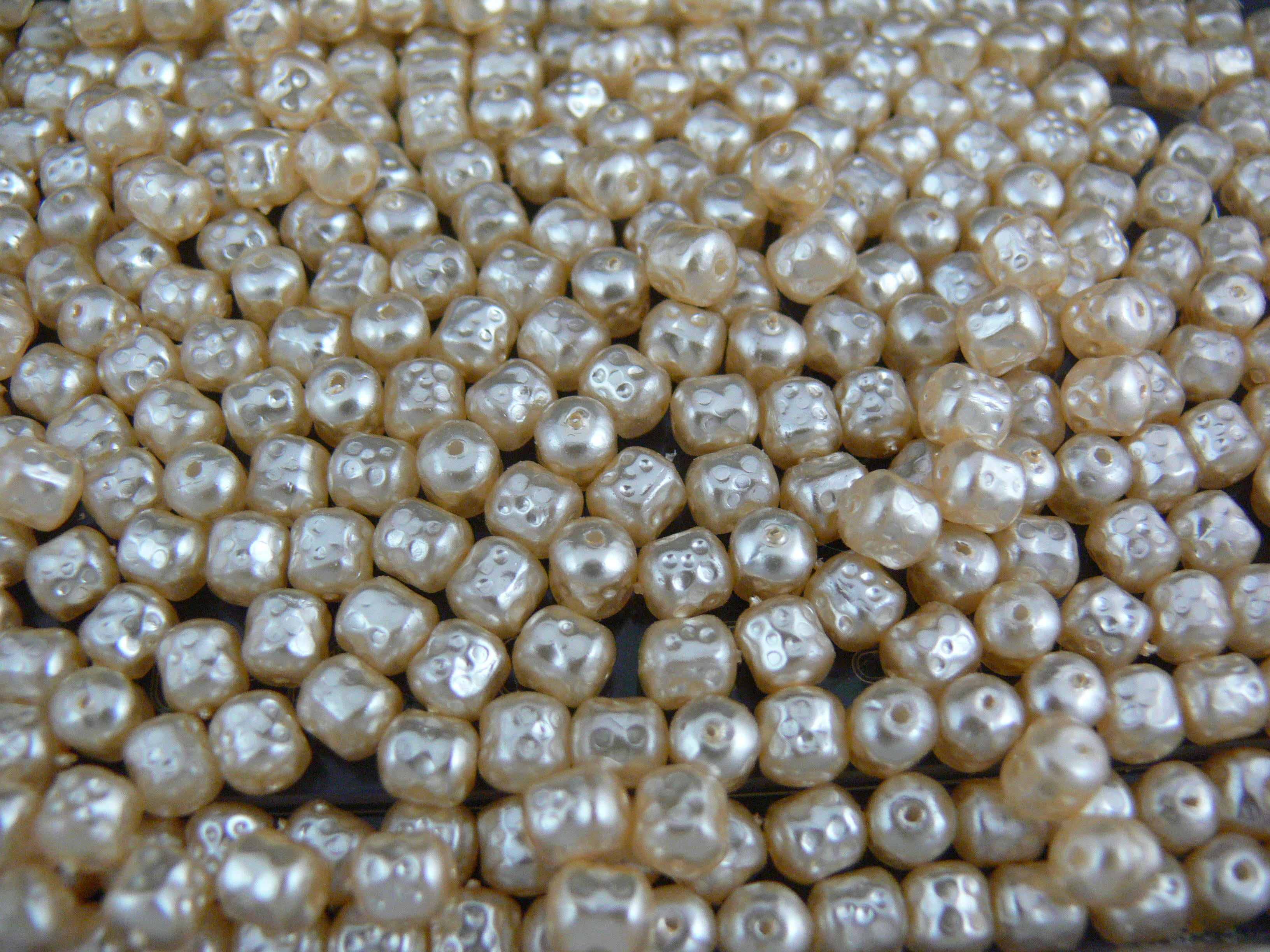 Ivory Shaped Pearls